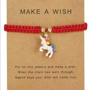 Handmade horse rope Bracelet